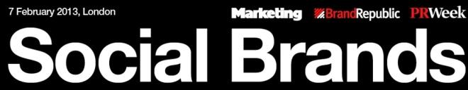 Social Brands 2013